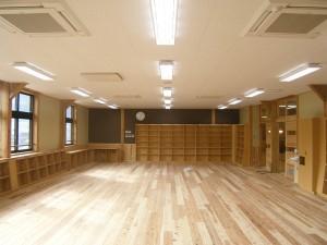 富士中学校校舎改築電気工事