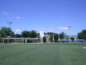 西武台高校 第2グランド全景写真