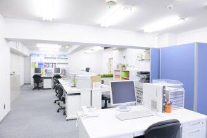 LED照明 オフィス