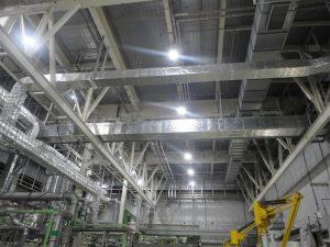 工場・倉庫設置事例