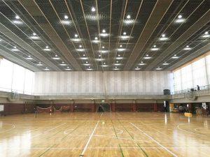学校体育館・講堂導入事例