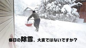除雪機 DEN Dozer