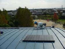 社会福祉法人 緑光舎 保育園 ひなた村自然塾様 太陽光発電システム