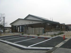 南川副公民館新築電気設備