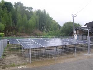 若木町太陽光発電所
