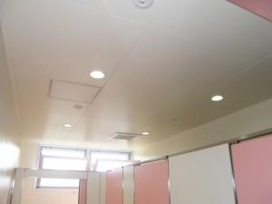 若楠小学校校舎改築電気工事