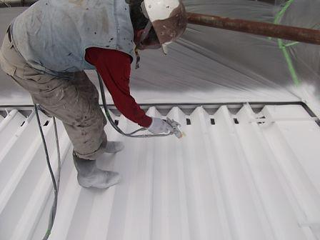 株式会社ワイ・イー・テック様 断熱塗装工事導入事例