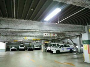 駐車場導入事例