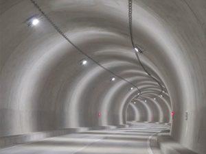 トンネル導入事例