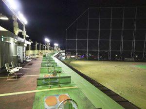ゴルフ練習場導入事例