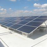 佐賀南警察署新築動力設備工事 太陽光