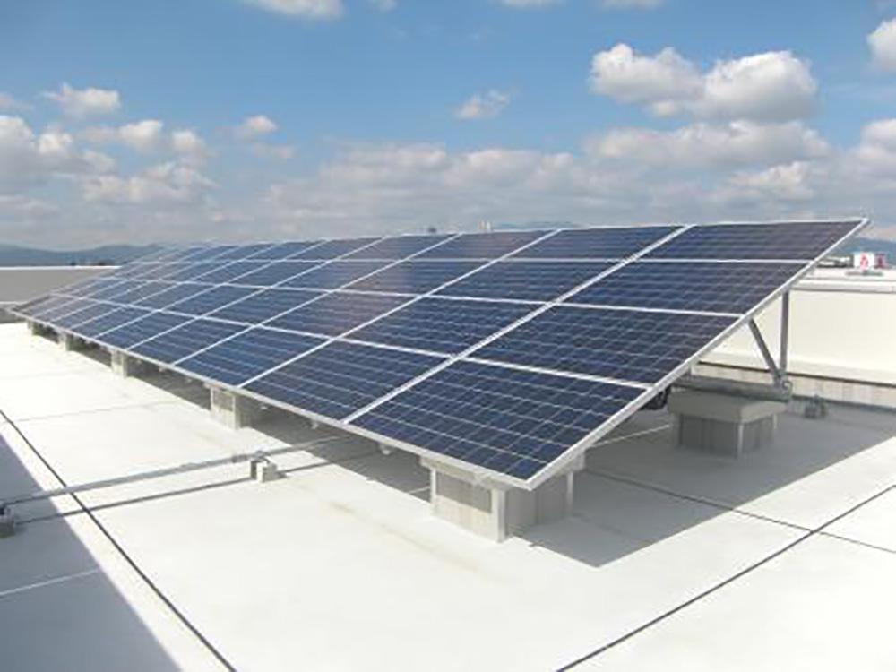 佐賀南警察署新築動力設備工事太陽光
